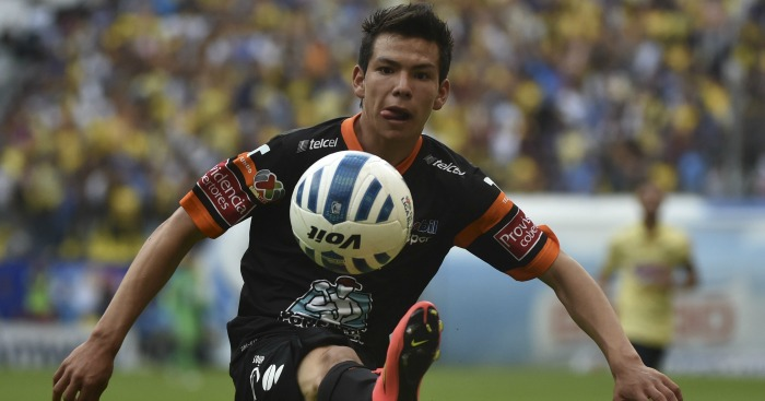 Arsenal 'monitoring PSV Eindhoven winger Hirving Lozano'