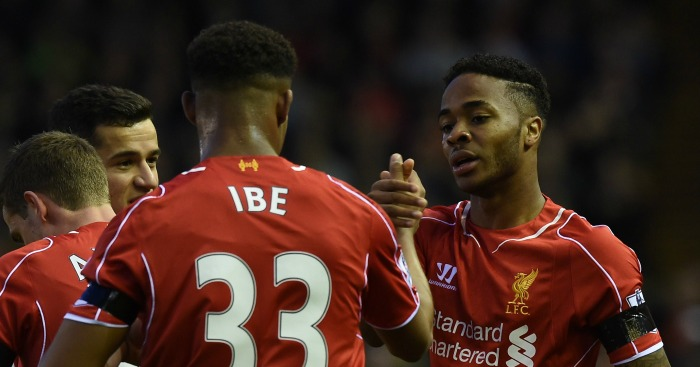 Jordan Ibe: More potential than Sterling?
