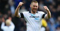 Jake Buxton: Joins Wigan Athletic