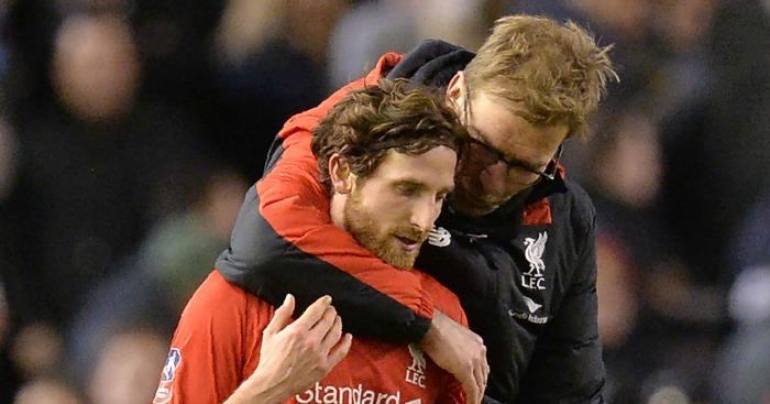 Joe Allen: Set for Liverpool talks