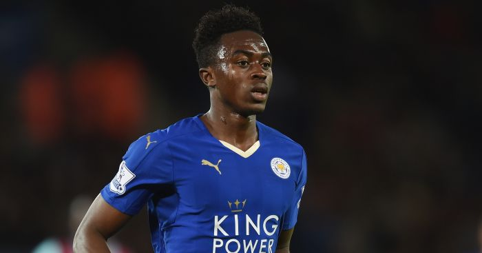 Joe Dodoo: Leaves champions Leicester