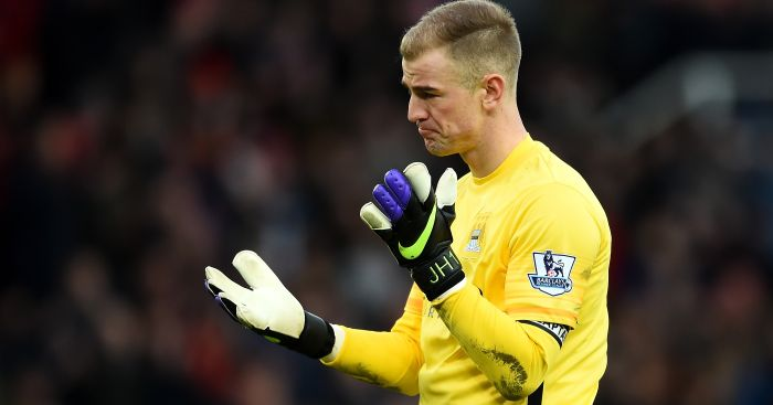 Joe Hart: Goalkeeper left City for Torino