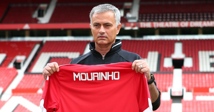 Jose Mourinho: Tipped to trim Man Utd squad