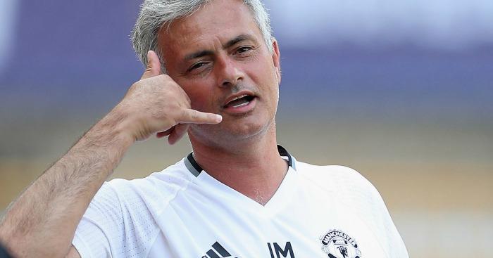 Jose Mourinho Manchester United 2