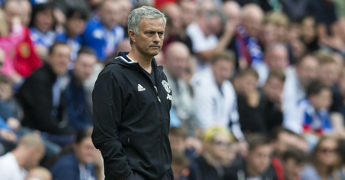 Jose Mourinho: Manager impressed after United bow