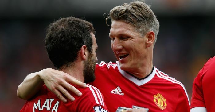Juan Mata & Bastian Schweinsteiger: Futures in doubt