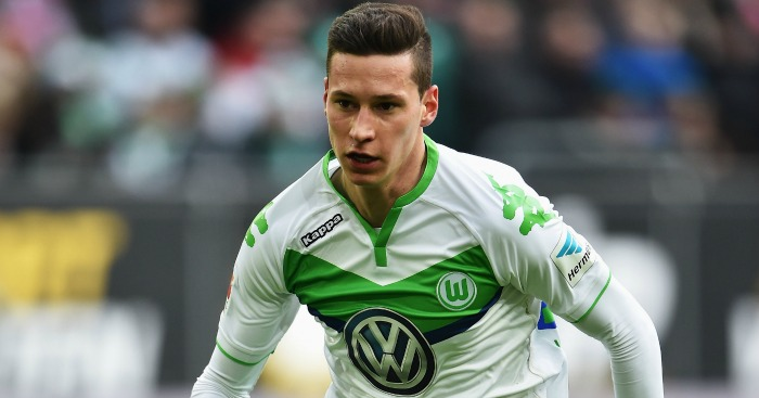 Julian Draxler: Linked with £50m Prem transfer
