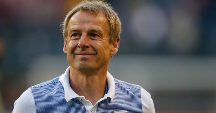Jurgen Klinsmann: Among favourites for the England job