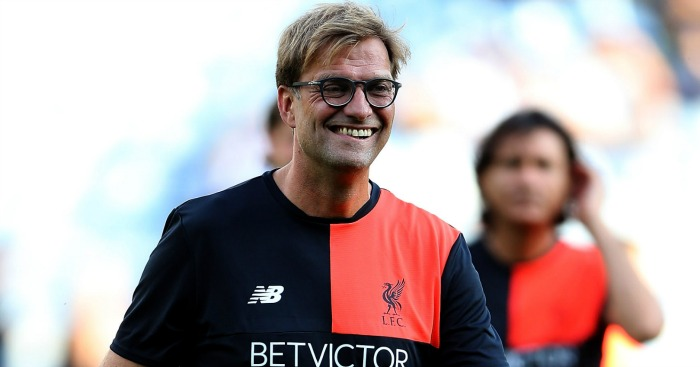 Jurgen Klopp: Manager excited by his squad