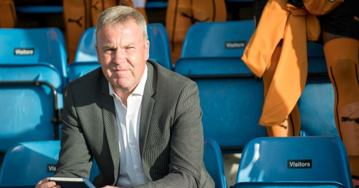 Kenny Jackett: Sacked