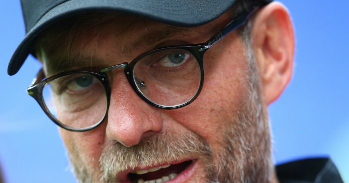 Jurgen Klopp: Room for improvement