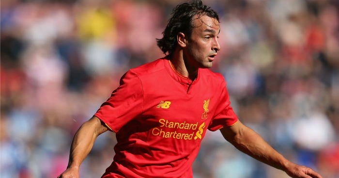 Lazar Markovic: Set to leave Liverpool this summer