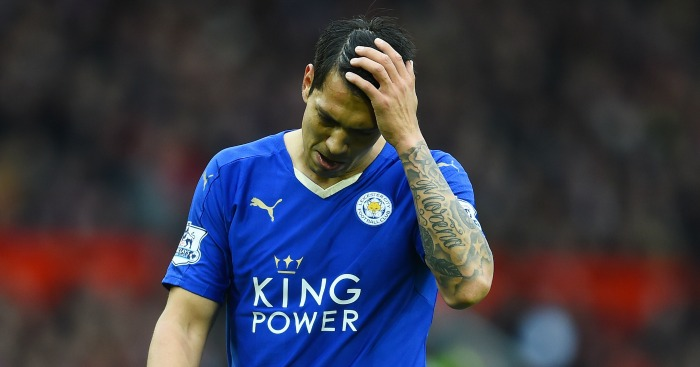 Leo Ulloa: Unhappy at Leicester