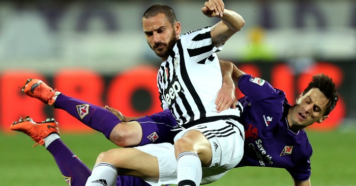 Leonardo Bonucci: Could make big Premier League move