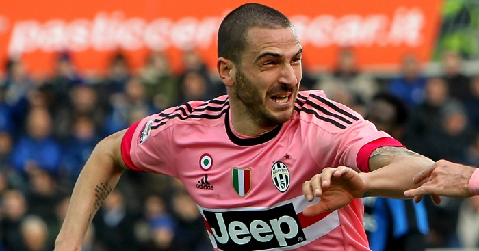 Leonardo Bonucci: Poised to stay with Juventus