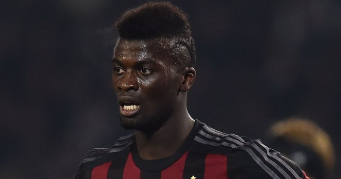 M'Baye Niang: Set for Hornets move
