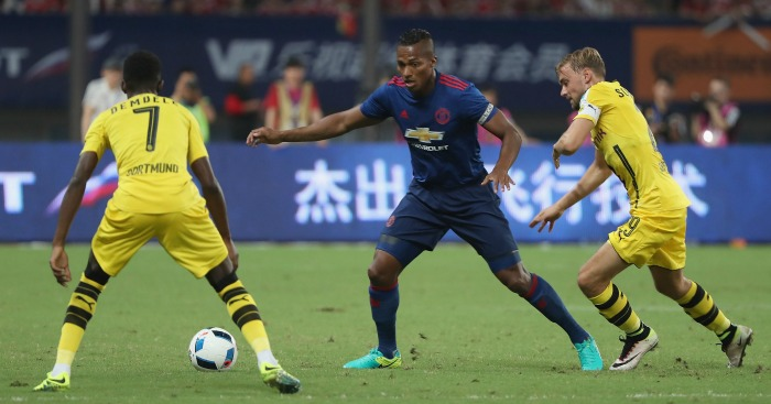 Manchester United: Humbled by sharp Dortmund in China