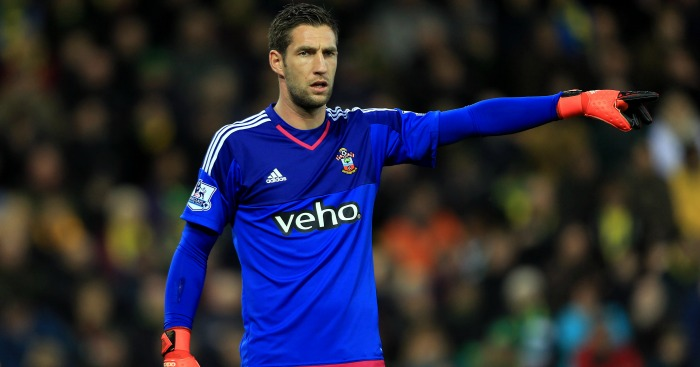Maarten Stekelenburg: Goalkeeper reuinited with Koeman
