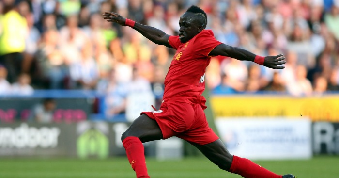 Sadio Mane: Opted for Liverpool