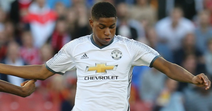 Marcus Rashford: Could see game time limited this term