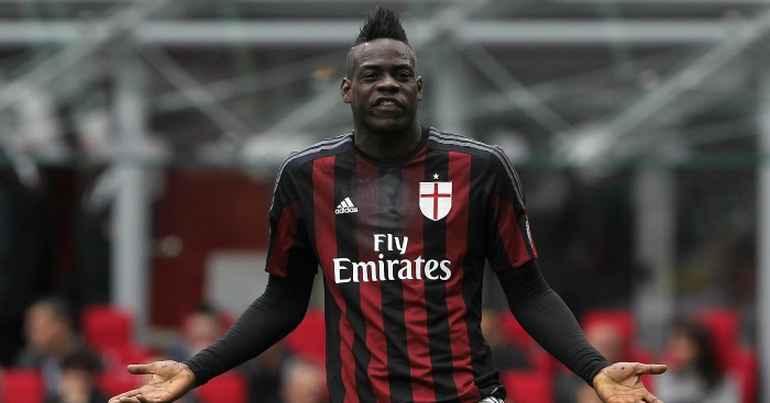 Mario Balotelli: Nobody wants the striker