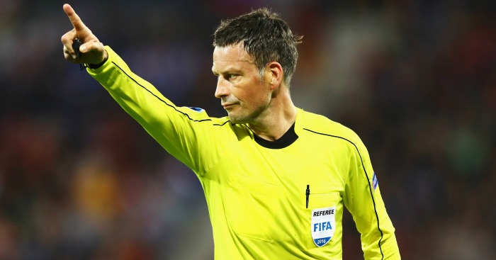 Mark Clattenburg: Heading to Saudi Arabia