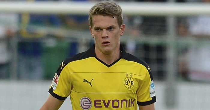 Matthias Ginter: Not leaving Borussia Dortmund