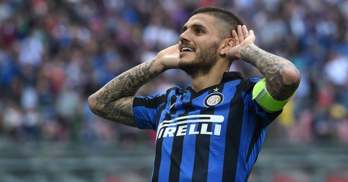 Mauro Icardi: Striker linked with Arsenal