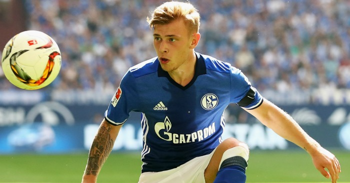 Max Meyer: Insists he is happy at Schalke