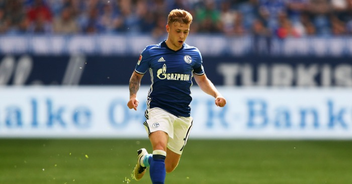 Max Meyer: Youngster attracting interest