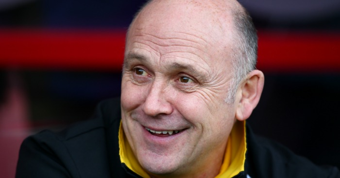 Mike Phelan: Wants to succeed Steve Bruce