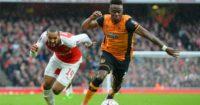 Moses Odubajo: Won't play again until 2017