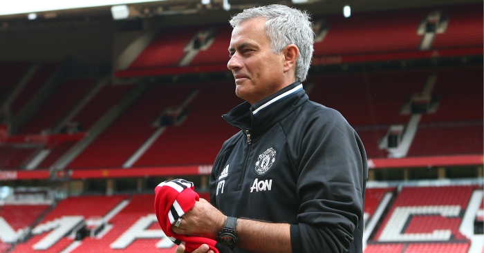 Jose Mourinho: Spoke freely
