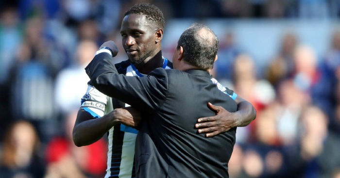 Moussa Sissoko: Rafa Benitez keen to keep midfielder