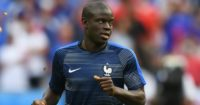 N'Golo Kante: Identified early as a Conte target