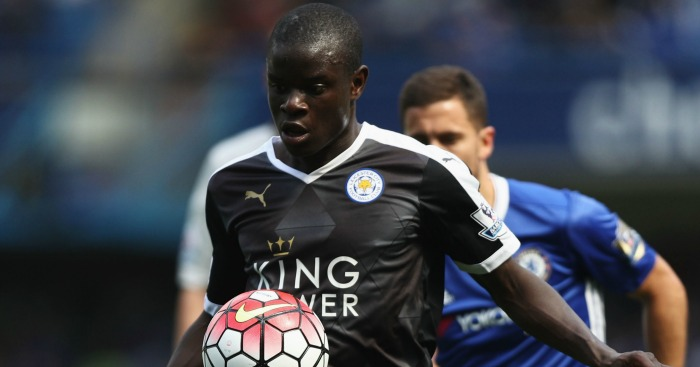N'Golo Kante: Leaving Leicester for Chelsea