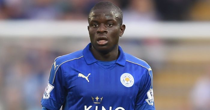 N'Golo Kante: Leaves Premier League champions