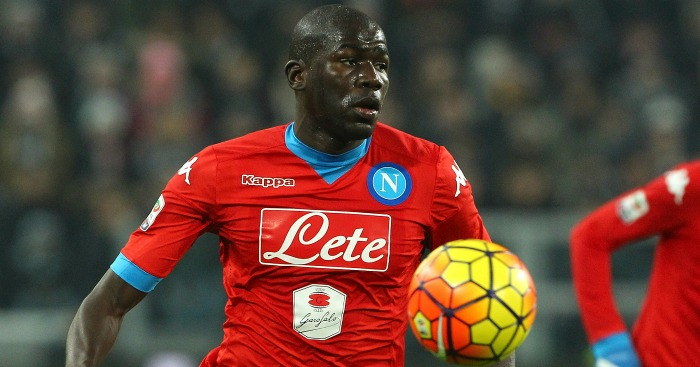 Kalidou Koulibaly: Linked with PL switch