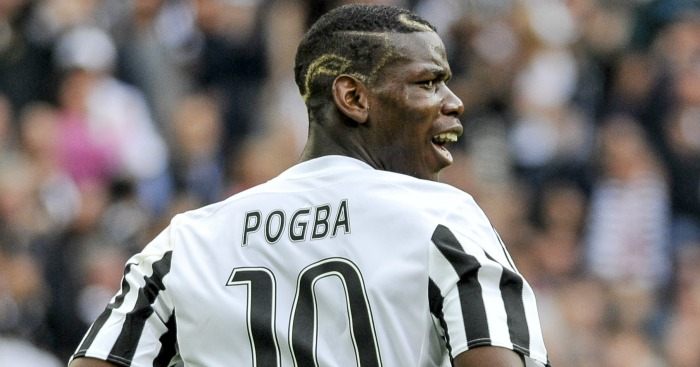 Paul Pogba: Could turn his back on Juventus this summer
