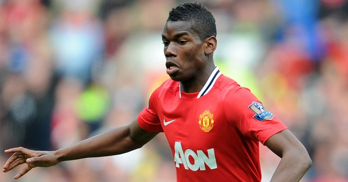 Paul Pogba: Could return after leaving United in 2012