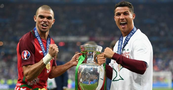 Pepe, Ronaldo