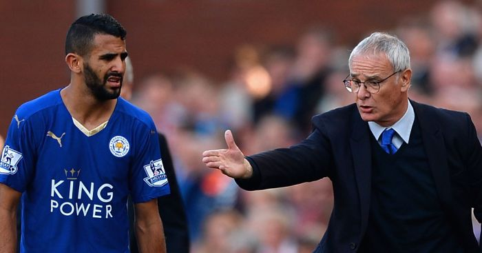 Riyad Mahrez: Falling from Leicester's grasp?