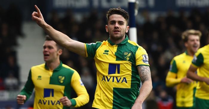 Robbie Brady: Norwich midfielder wanted by Leicester