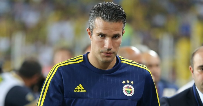 Robin van Persie: Linked with move to Middlesbrough