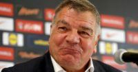 Sam Allardyce: Hit in sting
