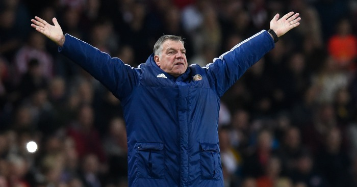Sam Allardyce: Manager held talks over England job