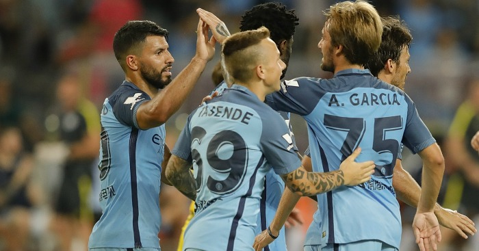 Sergio Aguero: Talks about life under Guardiola