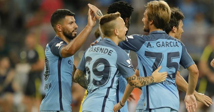 Sergio Aguero: Talks about life under Guardiola