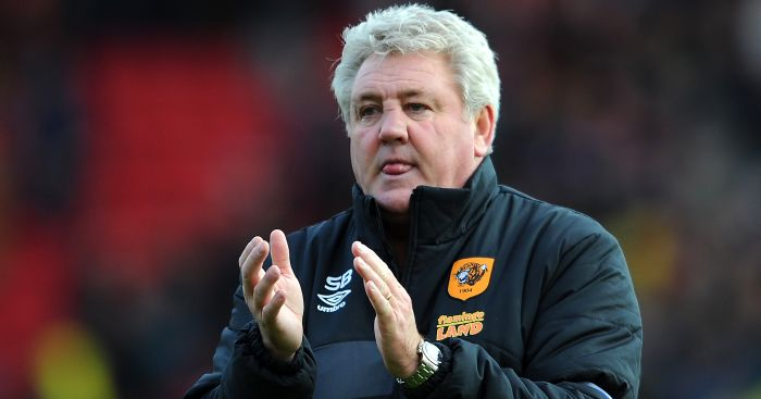 Steve Bruce: Eager to land England job