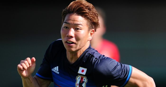 Takumo Asano: One for the future at Arsenal